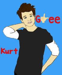Chris Colfer-Kurt