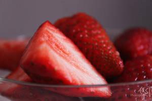 Strawberries. by Ali-SR