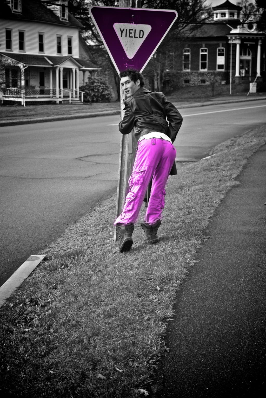 Pink bitch by thejamesstark
