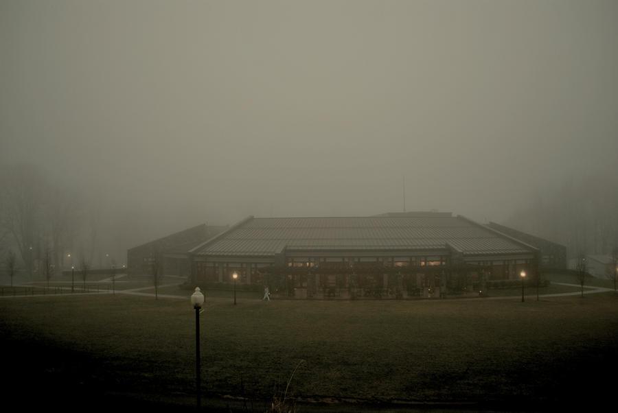 Silent hill-Downhill dining's by thejamesstark