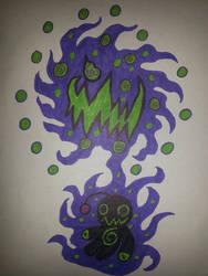 Voodoll (Fakemon) by pyro1000000