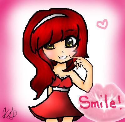 Smile by mistyfan45