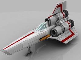 Battlestar Galactica Classic V by Greywolf-Starkiller