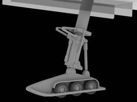 Forward Gear Closeup by Greywolf-Starkiller