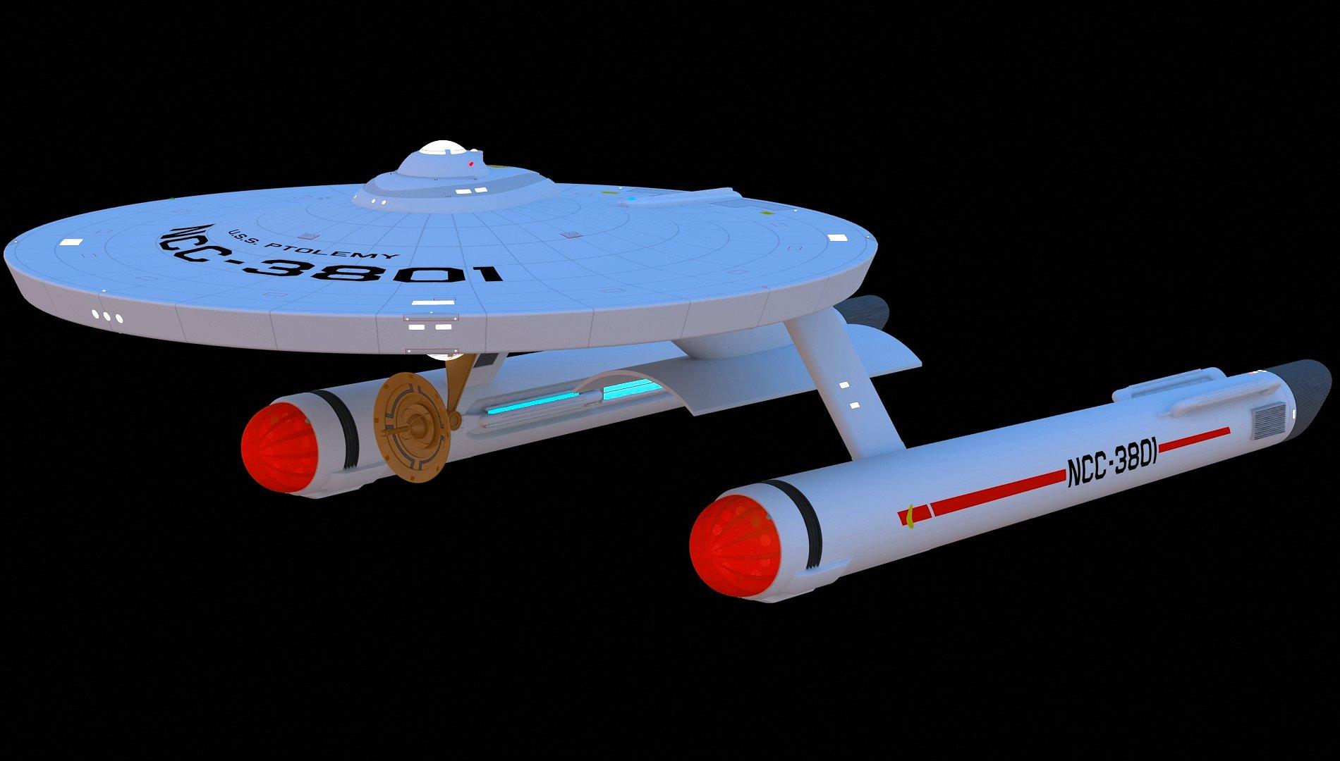 Ptolemy Class Transport-Tug by Greywolf-Starkiller