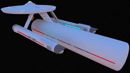 USS Ptolemy - WIP