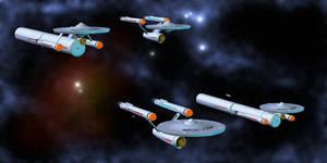 Relief Fleet by Greywolf-Starkiller
