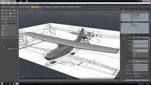 PBY Catalina - WIP 1 by Greywolf-Starkiller