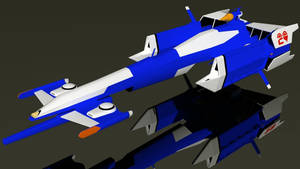 'Super Strike' TA-29. From the front by Greywolf-Starkiller