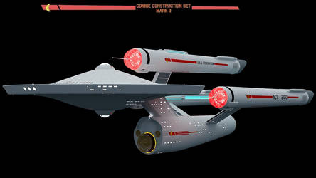 Connie Project MKII Dreadnaught Done.