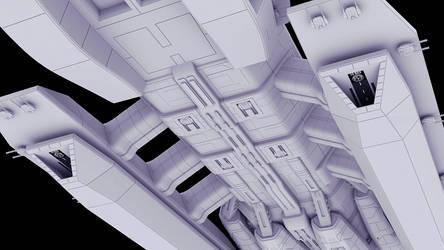 F3D-Kraken 28d - Detailing the Landing Bay Interio by Greywolf-Starkiller