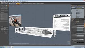 Hawk Project 1 by Greywolf-Starkiller