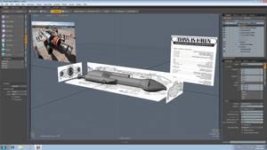 Hawk Project 3 by Greywolf-Starkiller