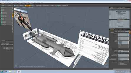 Hawk Project 4 by Greywolf-Starkiller