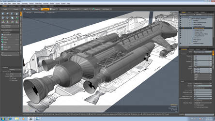 Mark IX Hawk - WIP12-Screen Cap by Greywolf-Starkiller