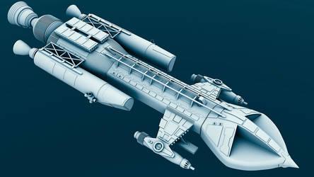 Mark IX Hawk - WIP17 by Greywolf-Starkiller
