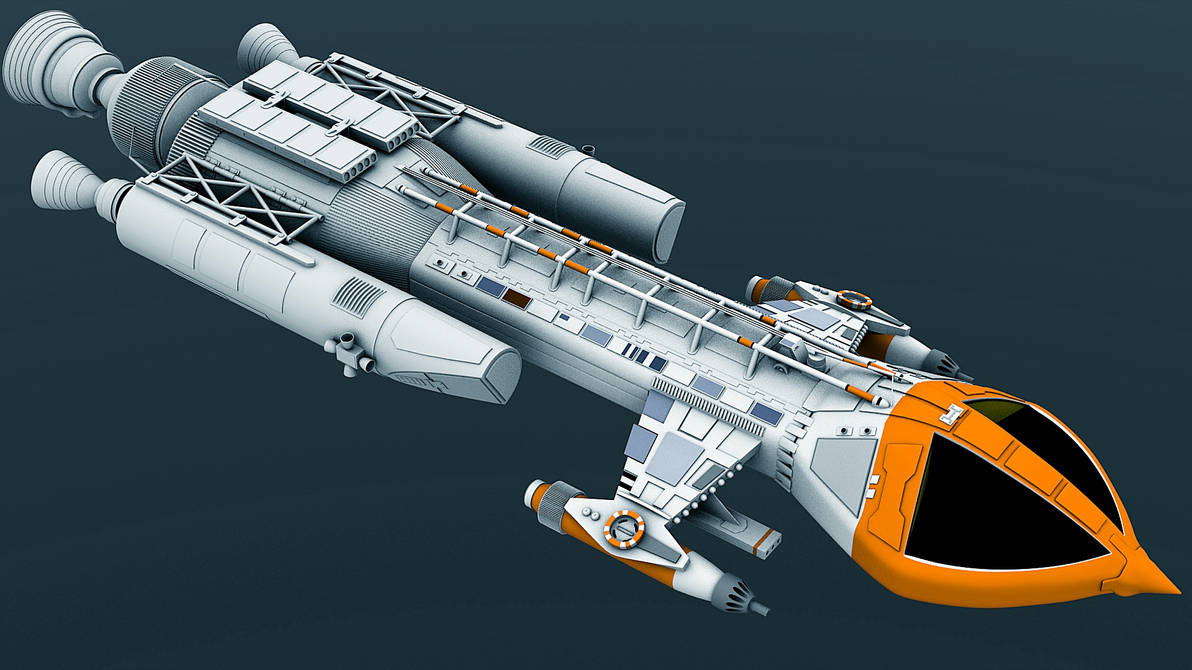 Mark IX Hawk - WIP26 by Greywolf-Starkiller