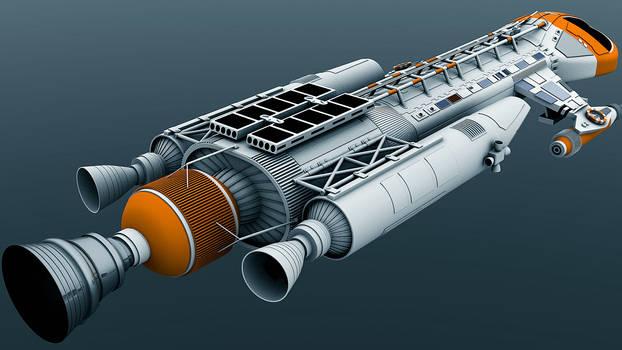 Mark IX Hawk - WIP27 by Greywolf-Starkiller
