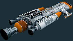 Mark IX Hawk - WIP30-aft by Greywolf-Starkiller