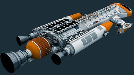 Mark IX Hawk - WIP30-aft by Greywolf-Starkiller
