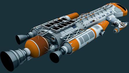 Mark IX Hawk - WIP35c by Greywolf-Starkiller