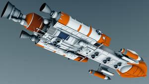 Mark IX Hawk - WIP35f by Greywolf-Starkiller