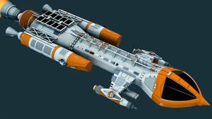 Mark IX Hawk - WIP36 by Greywolf-Starkiller