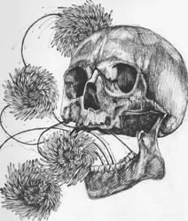 Spooks skull