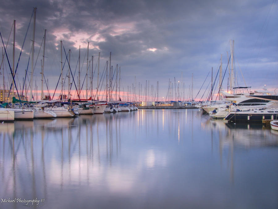 some boats by Photomichael