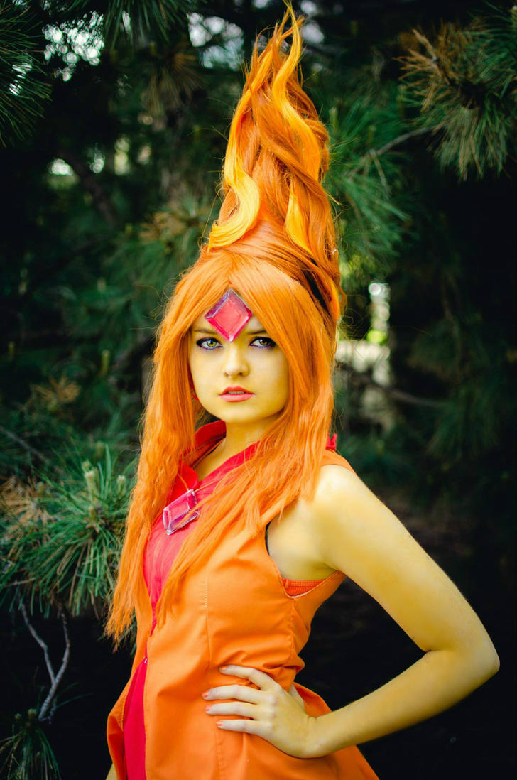 Flame Princess by AngelDictator