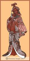 Mukubal Kimono