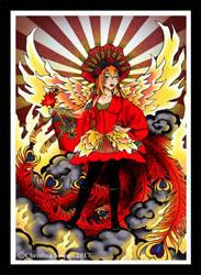 Little Phoenix Momiji by Qiu-Ling