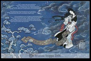 Kisetsu - Spread 1 by Qiu-Ling