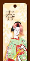 Haru - Bookmark