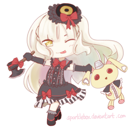 Vocaloid MAYU by sparklebox