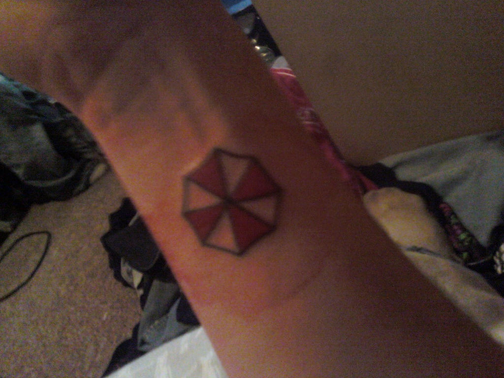 Tatuajes de Resident Evil Mas Yapa - Taringa!