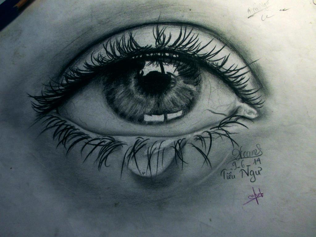 The eye by WingOfAWind