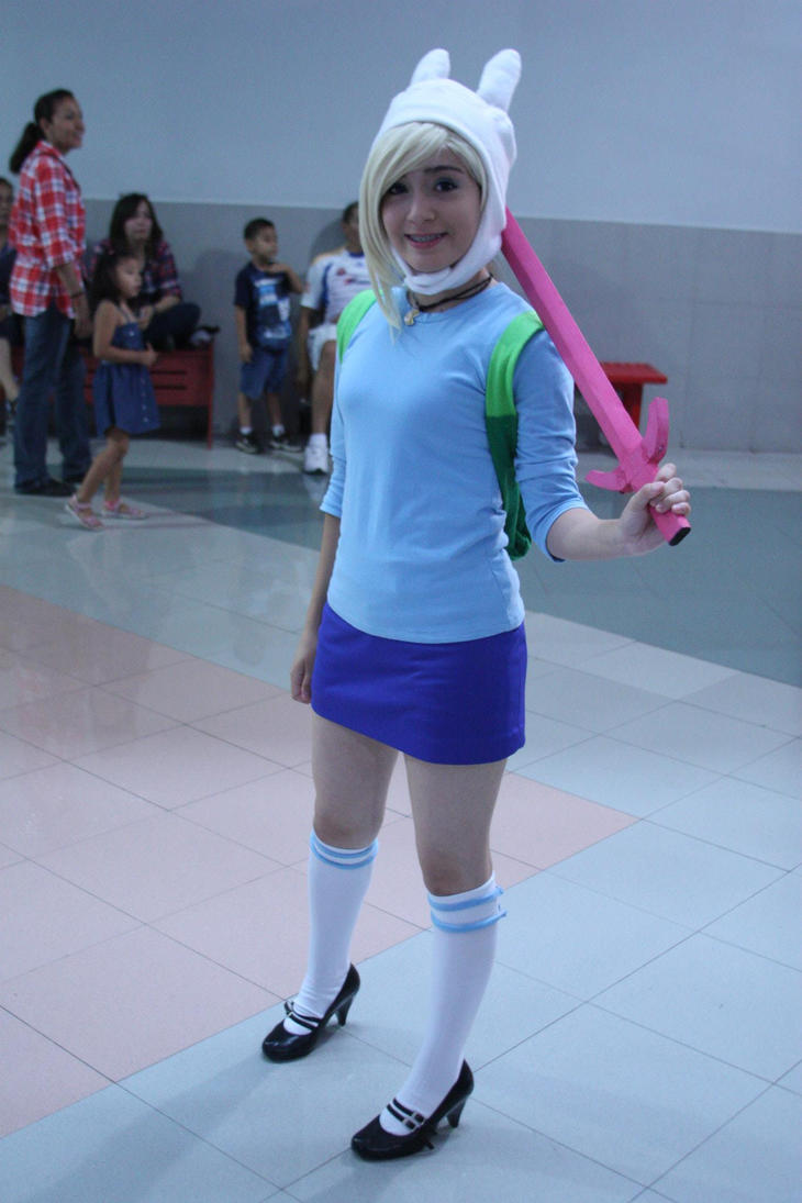 fionna adventure time cosplay - photo #10