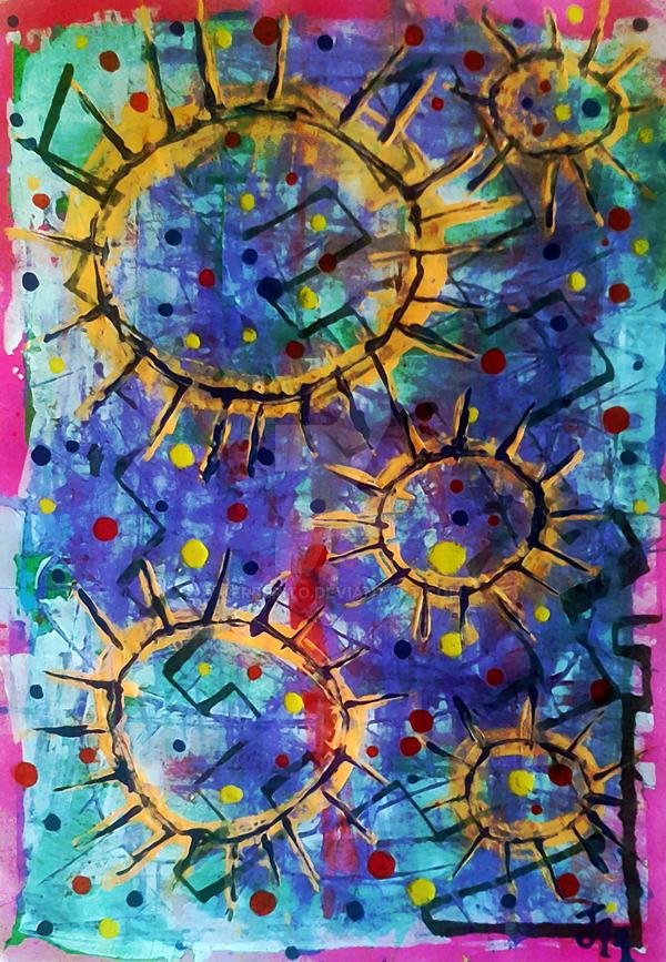Cells by kerberito