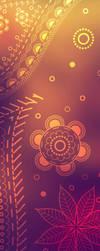 Mandala 3 by luculi