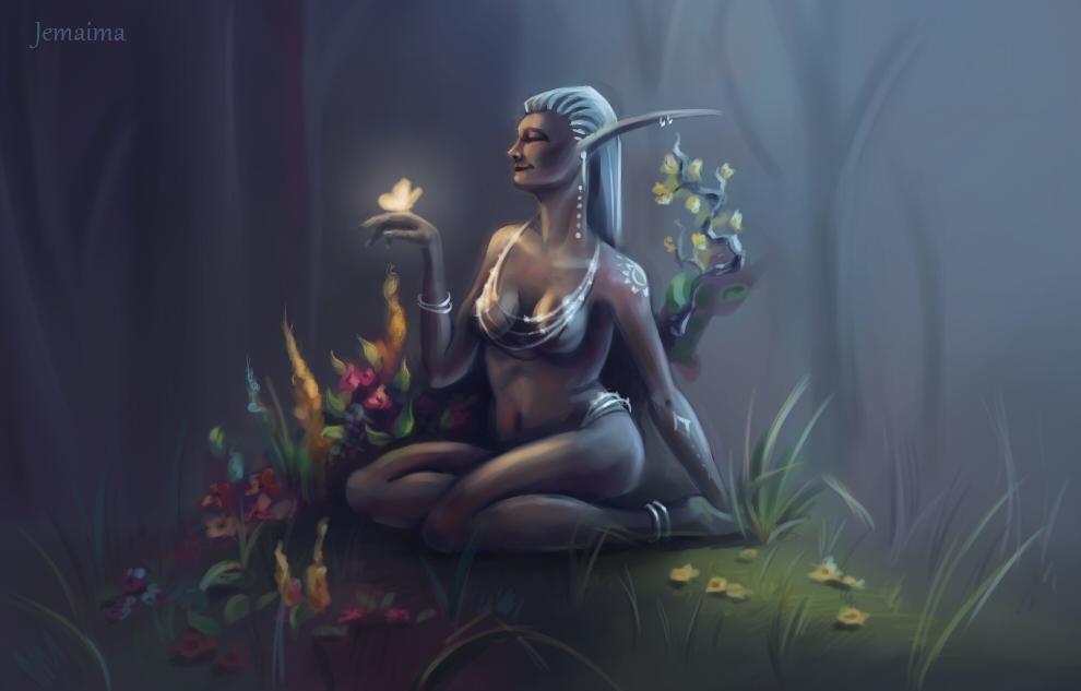 elf by Jemaima1501