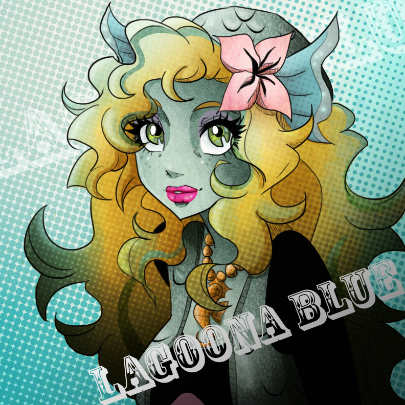 Monster High Lagoona Blue By Free Man12