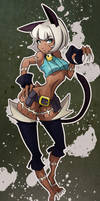Skullgirls Ms.Fortune
