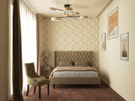 Hotel room by deshem
