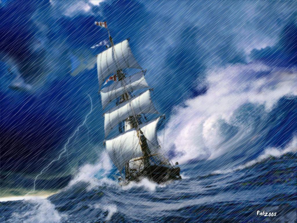 dangerous storm by pasavign