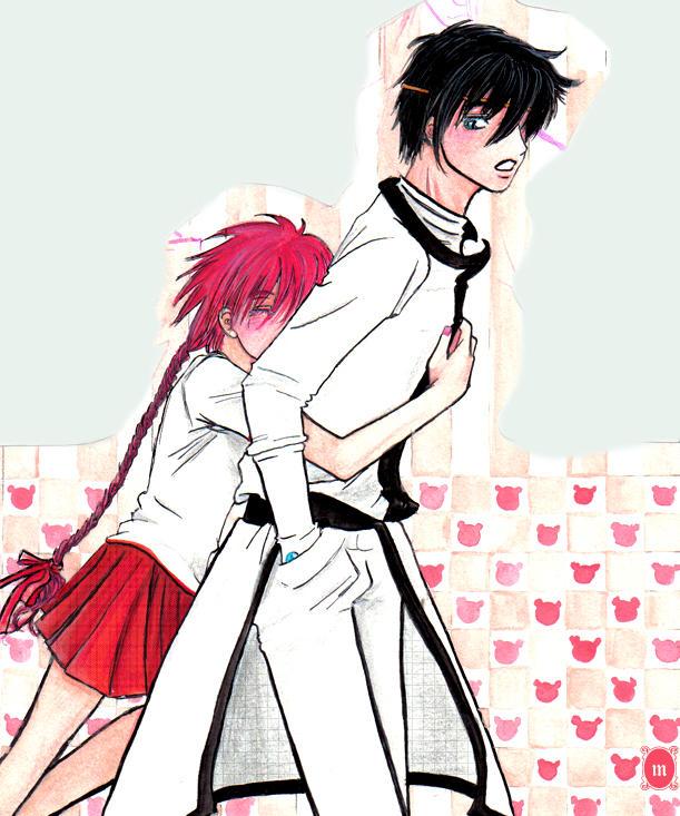 Lantis + Hikaru :: Love by mehira