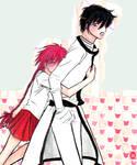 Lantis + Hikaru :: Love