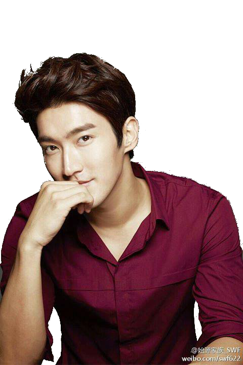 Choi Siwon PNG Renders by yoonaddict150202 on DeviantArt