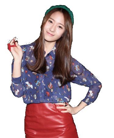Krystal Jung F(x) PNG by yoonaddict150202 on DeviantArt