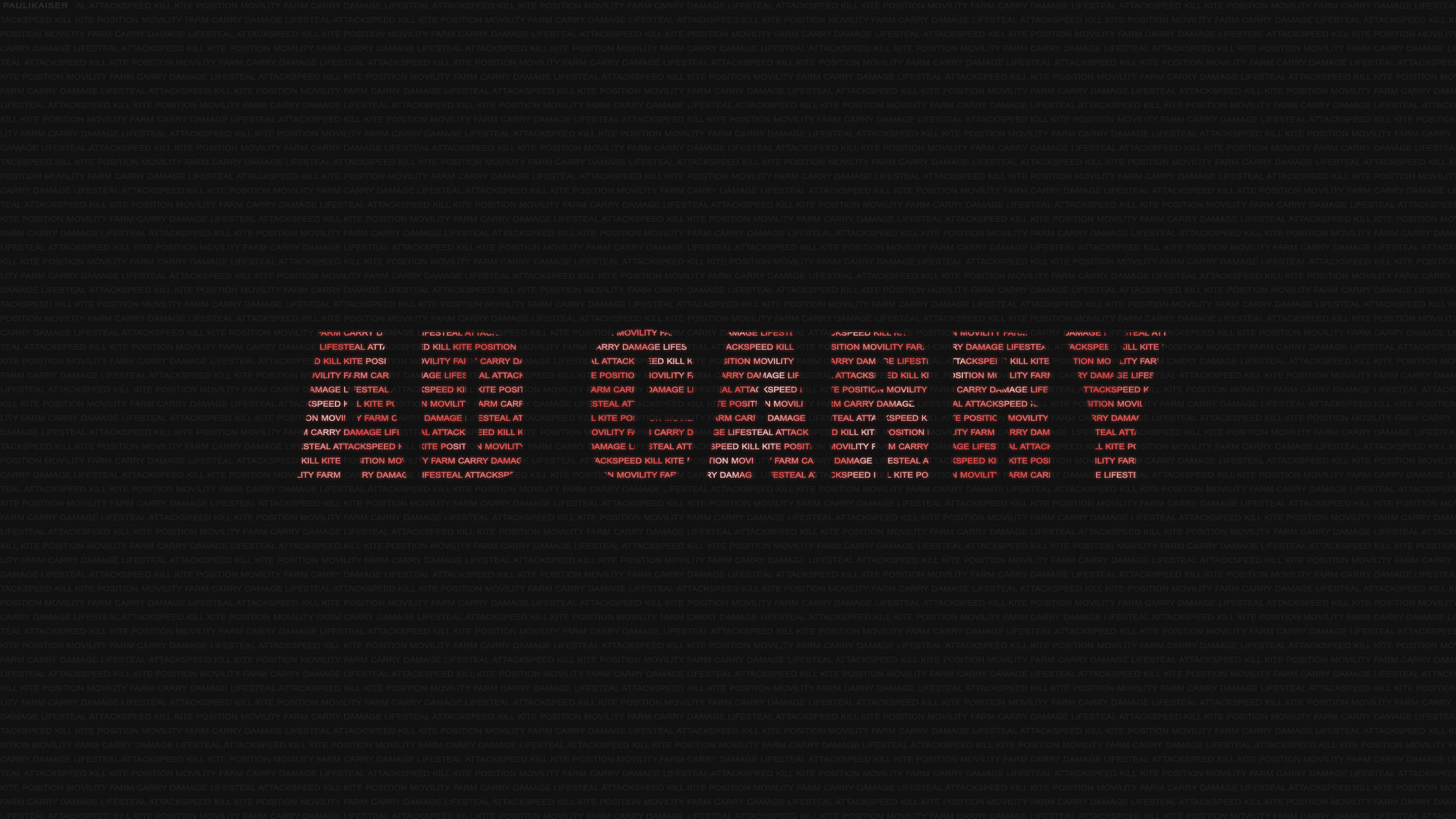 Ad Carry Typography Wallpaper by Paulikaiser on DeviantArt
